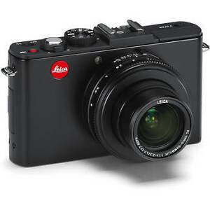 Leica D-LUX 6 G-Star RAW Vs. Panasonic LUMIX XS1
