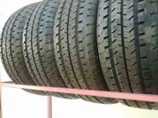 Kit completo di 4 gomme nuove 195/60/16 C Uniroyal