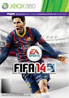 Microsoft Xbox 360 FIFA 14 Video Games