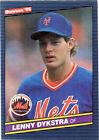 Donruss Rookie New York Mets Baseball Cards