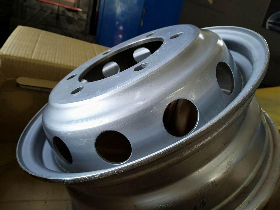 UF306 6 cerchi in ferro 16 pollici IVECO DAILY S2000 65 K665 S4 2