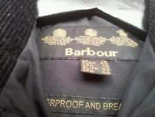 Giacca d nera barbour