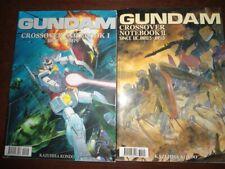 Manga gundam crossover co.to