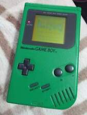 Game boy videogioco console originale colore verde raro made in japan