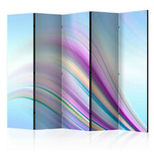 Paravento - Rainbow abstract background II [Room Dividers]