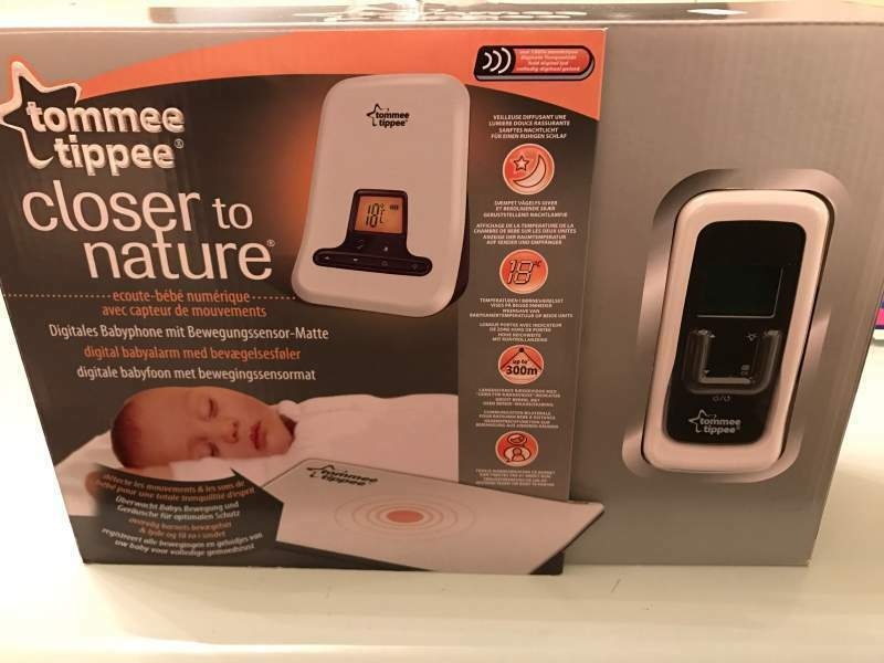Tomme Tippee monitor digitale