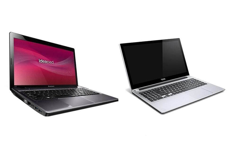 Lenovo Core i5 vs Acer Aspire V5-571P