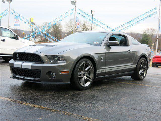 Gt500 Manual Coupe 5.4l Cd 6-speed Tremec Manual ...
