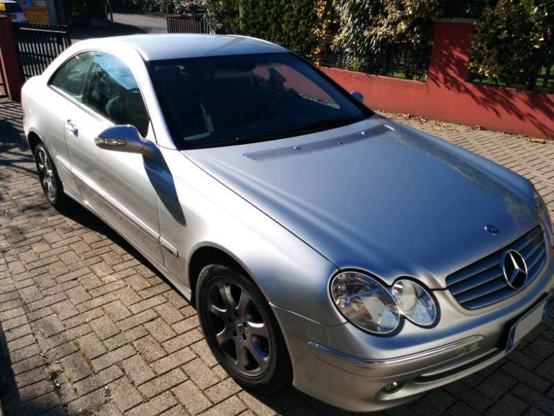 Mercedes-Benz clk 200kompressor
