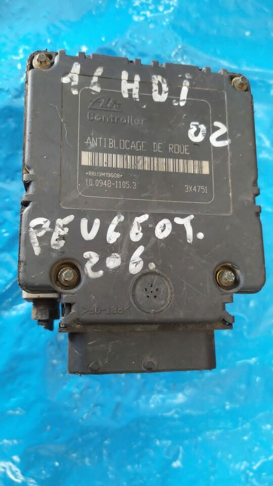 ABS Peugeot 206 9632539480 10094811053 10020401944