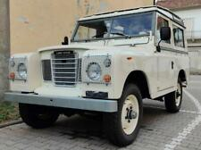 Land Rover Series 88 Station Wagon