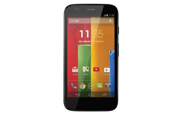 Motorola Moto G 4th Generation XT1625 - 16GB - Black (Unlocked) Smartphone
