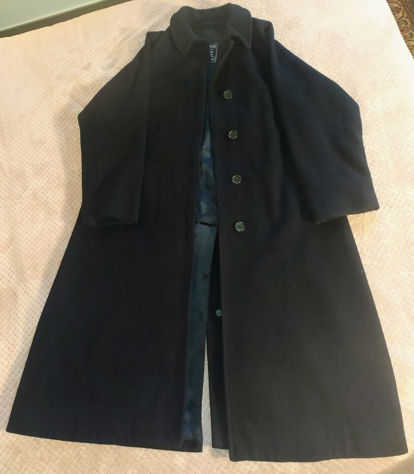 Cappotto invernale vintage Burberry