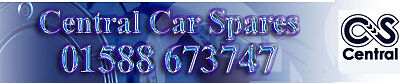 Central Car Spares Shropshire