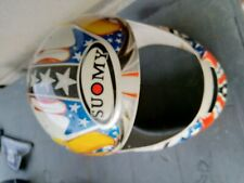 Calotta nuda casco suomy replica