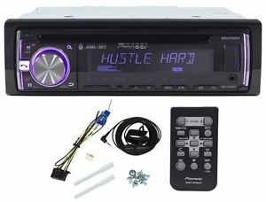 Pioneer-DEH-X6600BT-Car-CD-Player-DEHX6600BT-Bluetooth-Audio-DEHX6600BTB
