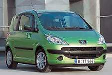 Peugeot 1007 ricambi accessori tagliandi alternatori turbine