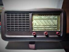 Radio d'epoca IRRADIO A 43 valvolare del 1953