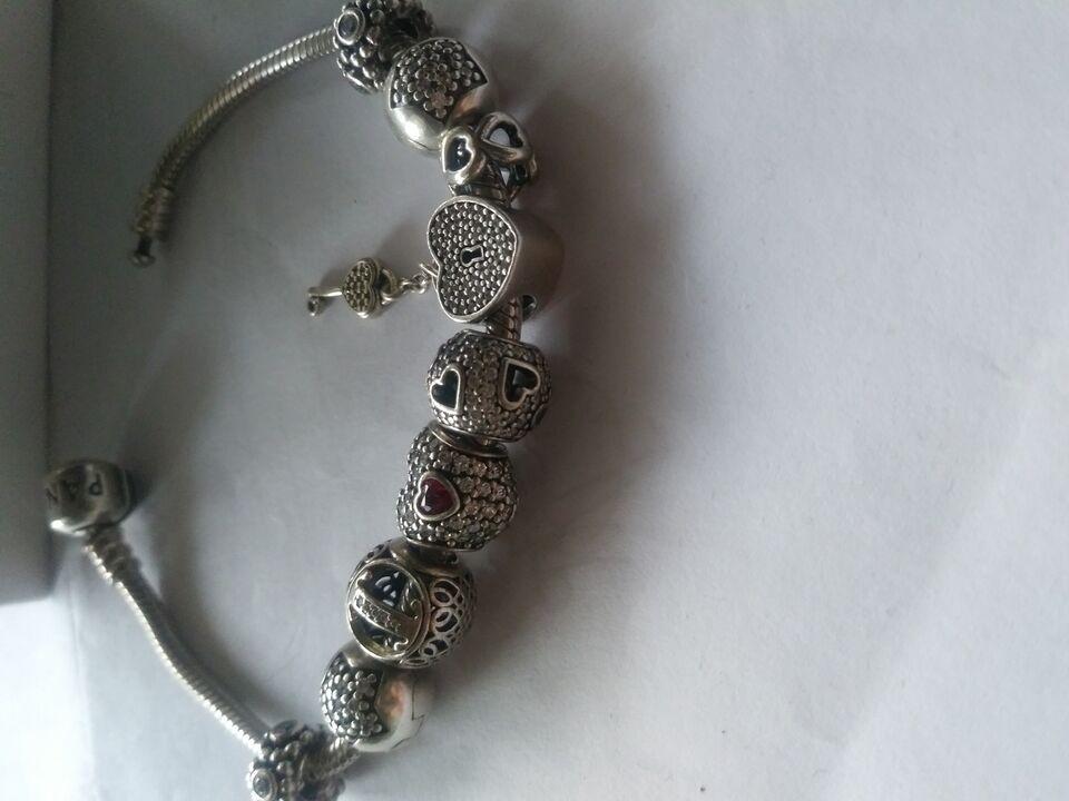 bracciale pandora originale in argento 925