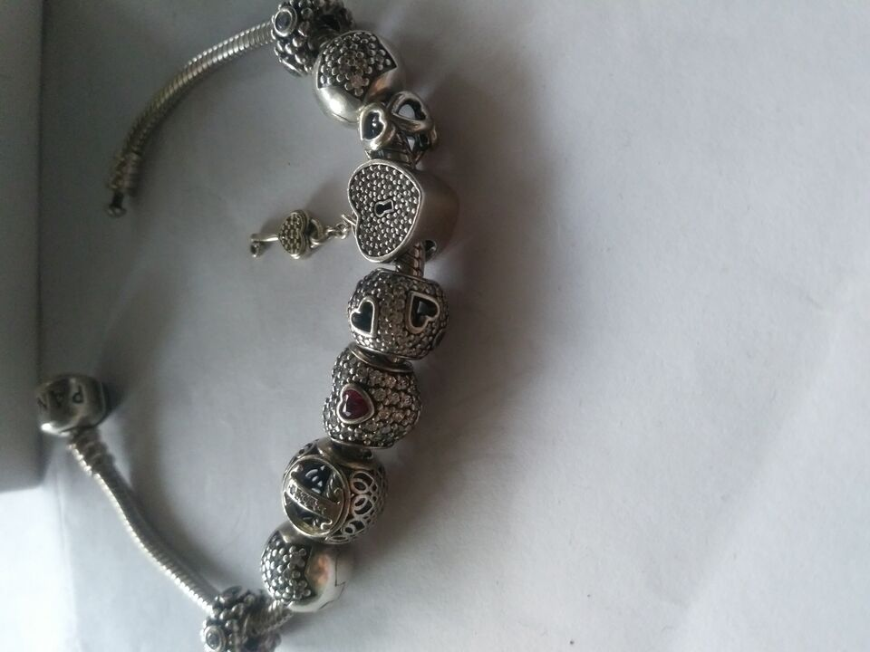 bracciale donna argento 925 pandora