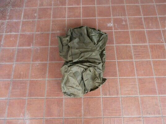 Us army ww2 sealed o.d. bag