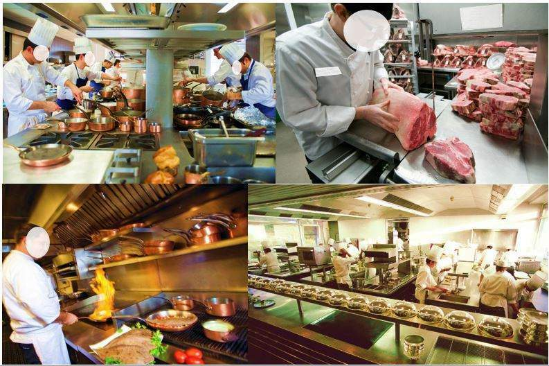 Restaurant Chef Manager