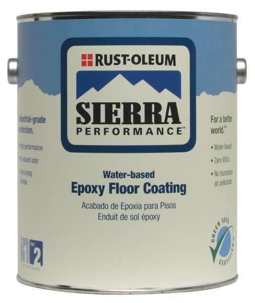 How to Repair Epoxy Floor Coating