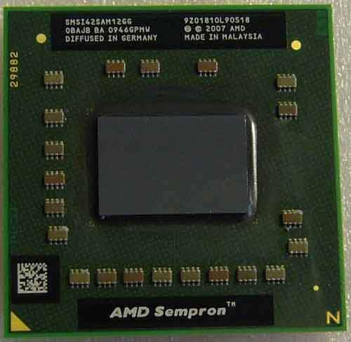 CPU AMD Mobile Sempron SI-42