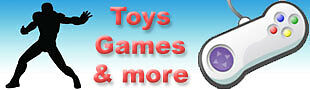 Toy Collectibles and Video Games