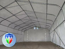 Tunnel Industriali 8 x 20 x 4,25 telo ignifugo MM Italia