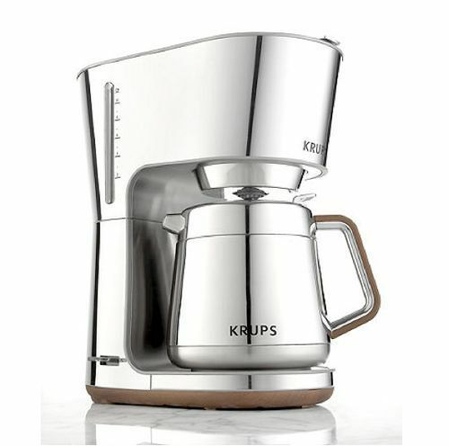How to Use a Krups Coffee Machine