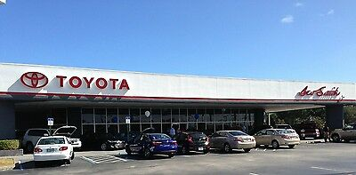 BEV SMITH TOYOTA PARTS DEPARTMENT