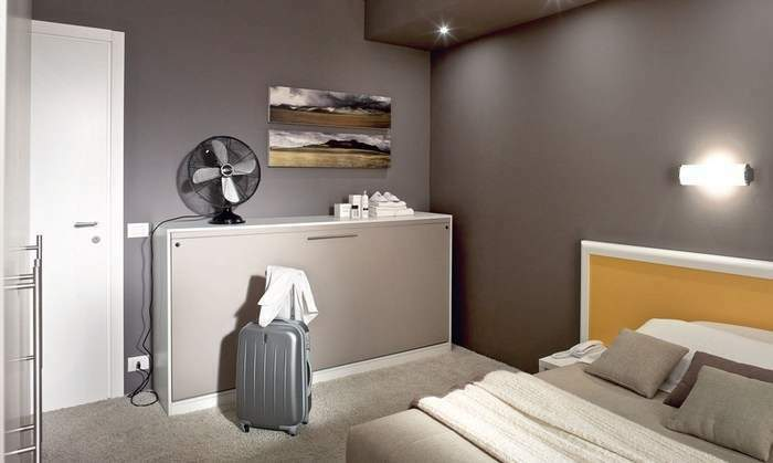 Arredo bed breakfast a roma - hotel 09- VIA GALLIA-arredo b&b 8