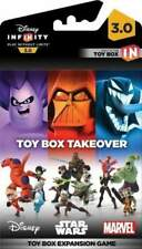 Disney Infinity 3.0: Toy Box Expansion Game - Takeover