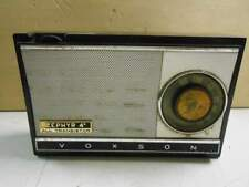 Radio voxon zephyr 4, anni 60/70 made in italy vintage