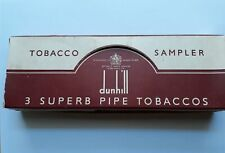Tabacco pipa Dunhill in latte tin