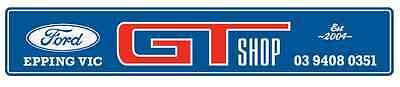 THE GT SHOP MELB PH 03 9408 0351