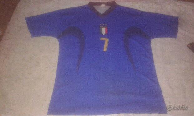 Maglia nazionale italiana calcio Del Piero