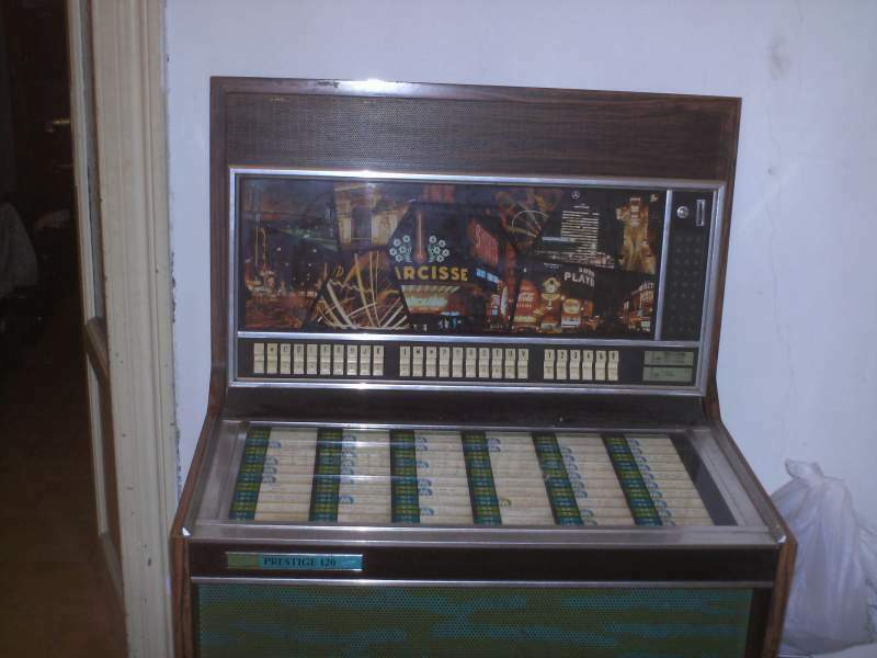 Favoloso juke box