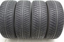 Kit di 4 gomme usate invernali 235/60/18 Nokian