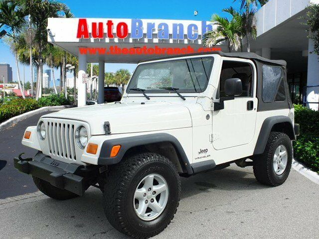 white x convertible cd 4x4 all terrain tires used jeep wrangler for sale in fort. Black Bedroom Furniture Sets. Home Design Ideas