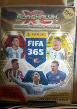 Fifa 365 adrenalyn xl 2017 set completo 423 cards