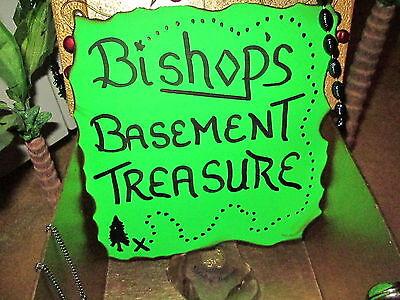 Bishops Basement Treasure
