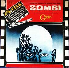 Zombi original soundtrack by goblin lp ciak cinevox record