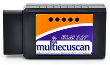 Elm 327 bluetooth modificato multiecuscan can obd2 fiat service