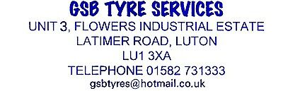 GSB Tyre Services