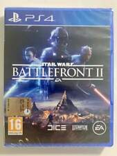 Star Wars Battlefront II NUOVO PS4