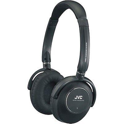 JVC Noise Cancelling Headphones HA-NC250