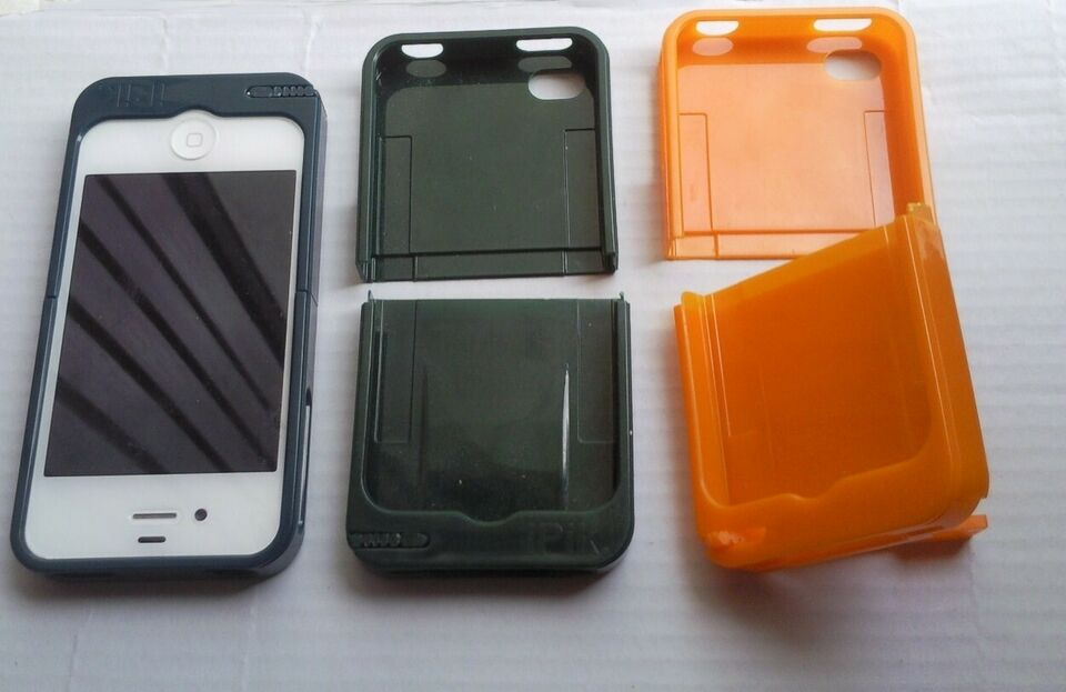 Custodia per iphone 4s in plastica