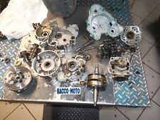 X ST 50 : albero carter frizione cilindro statore volano pedale